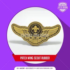 perlengkapan Pramuka - Lencana Wing Atau Badge saka dan TKu penegak. Source · Murah TKU